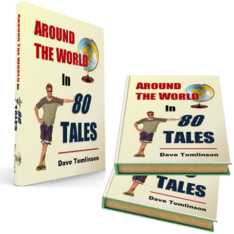 Around the World in 80 Tales Books