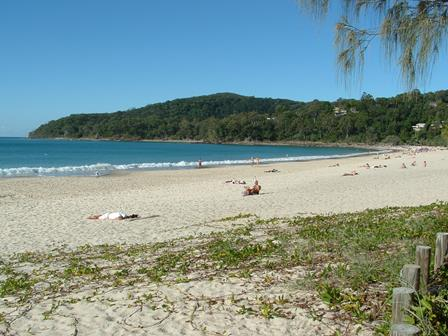 Noosa Beach and National Park