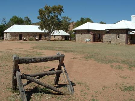 Old Alice Springs Telegraph Station