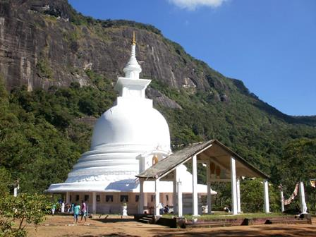 Japan-Sri Lanka Friendship Stupa