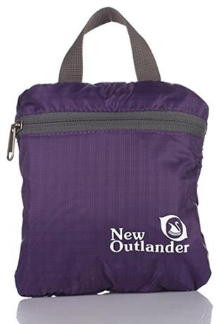 Outlander daypack pouch