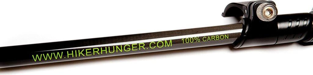 Hiker Hunger Trekking Pole