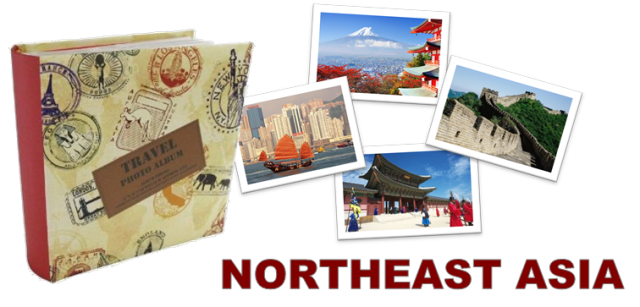 Northeast Asia photos