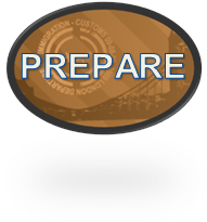 Prepare button