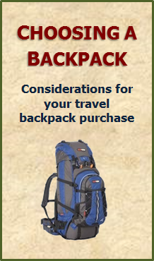 Choosing a Backpack