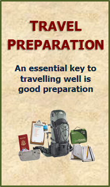 Travel Preparation