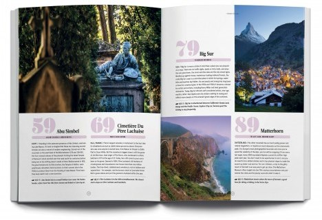 Lonely Planet's Ultimate Travel book